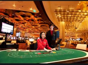 Casino workers going union vb casino