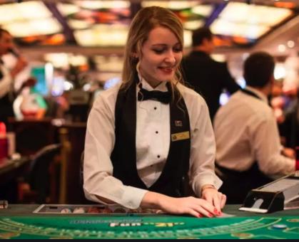 casino patrons of big casinos
